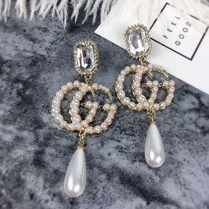 GG Drop Earrings